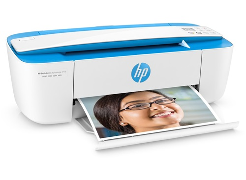 World's Smallest all in one HP Printer